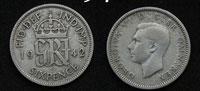 ジョージ6世の6ペンス