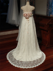 メイフェアリーオリジナルウェディングドレス